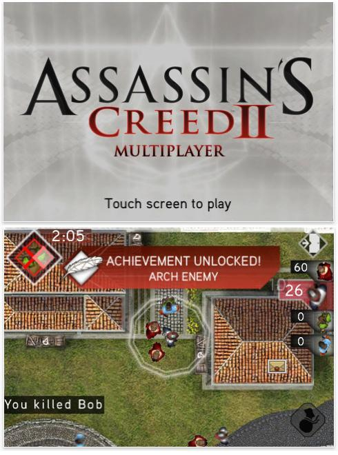 Assassin's Creed II iPhone