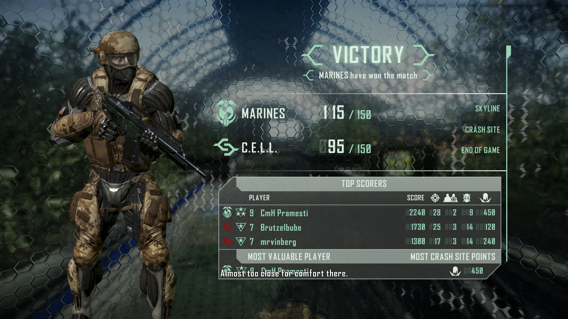 Crysis 2 Multiplayer Demo Impressions