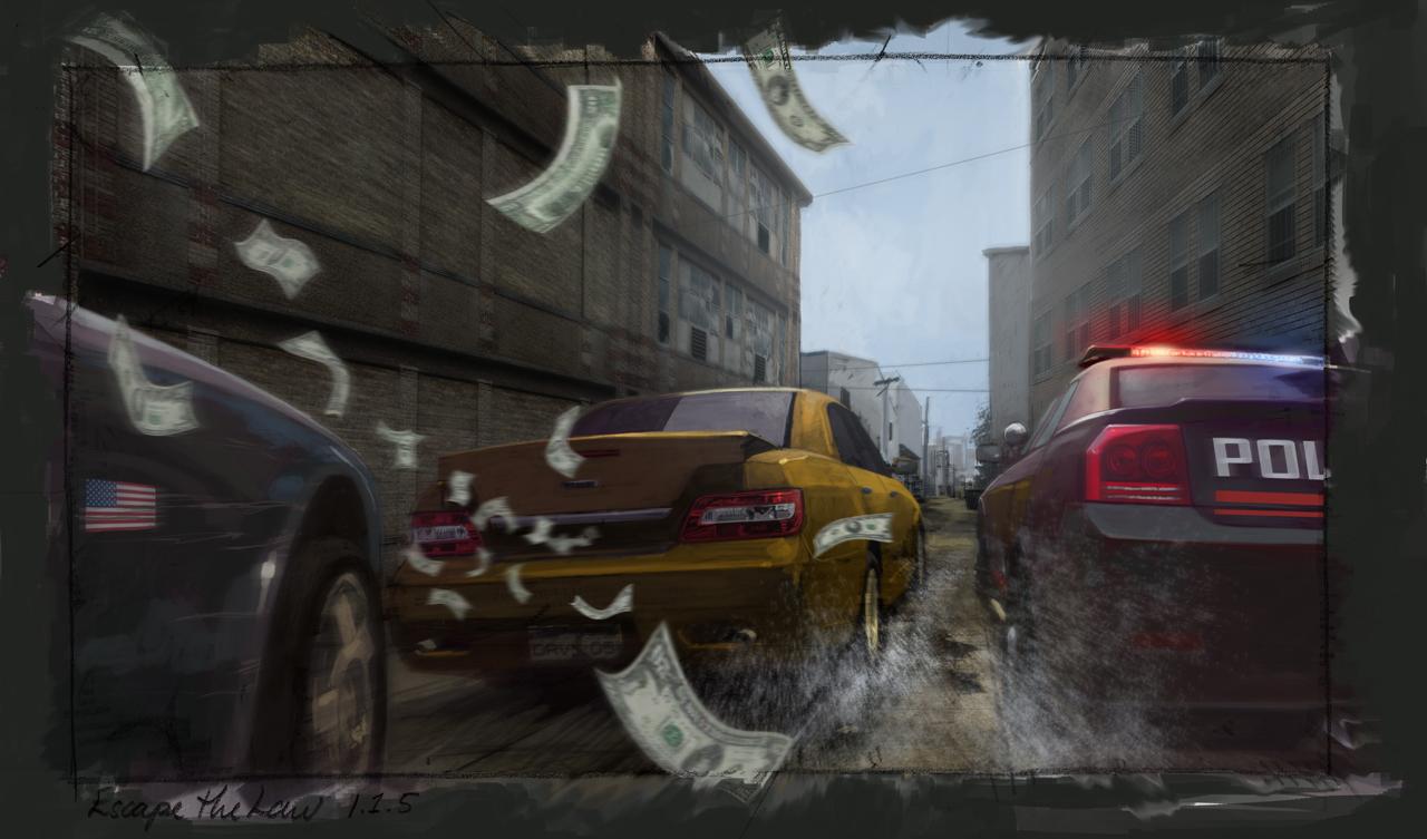 Ubisoft announces Driver San Francisco