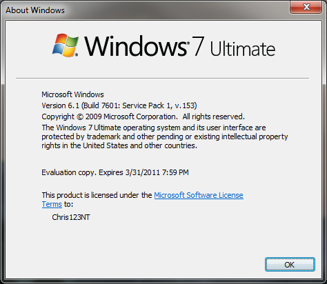 windows 7 service pack 3