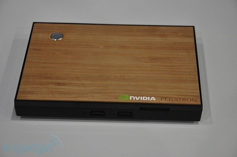 Nvidia Pegatron
