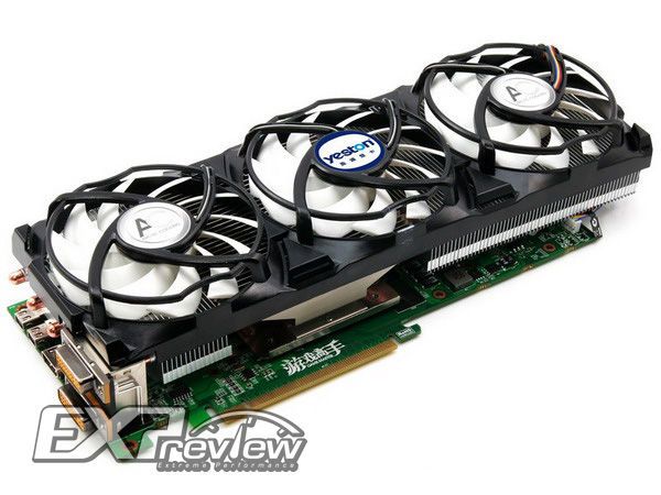 World S First Non Reference Radeon Hd 6850 Pictured And Detailed