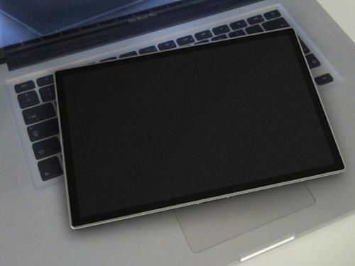 Apple Tablet Side