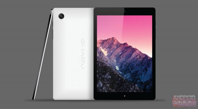 Google HTC Nexus 9 Volantis
