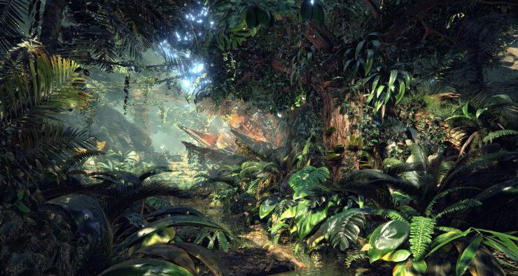 unreal-engine-4-quixels-jungle-environment-2