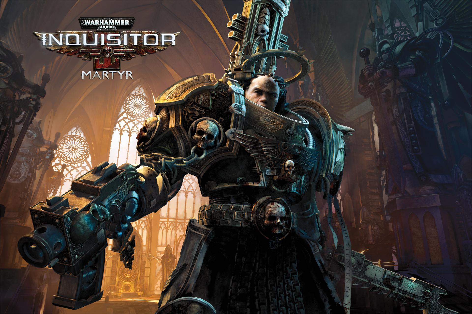 Αποτέλεσμα εικόνας για Warhammer 40000: Inquisitor - Martyr