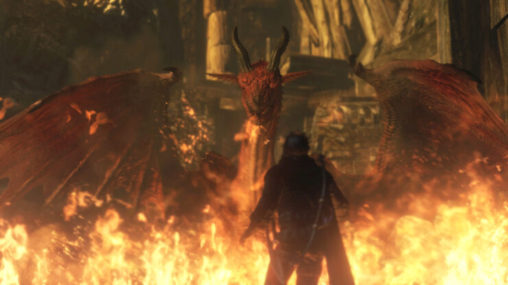 Dragon's Dogma Dark Arisen Remastered