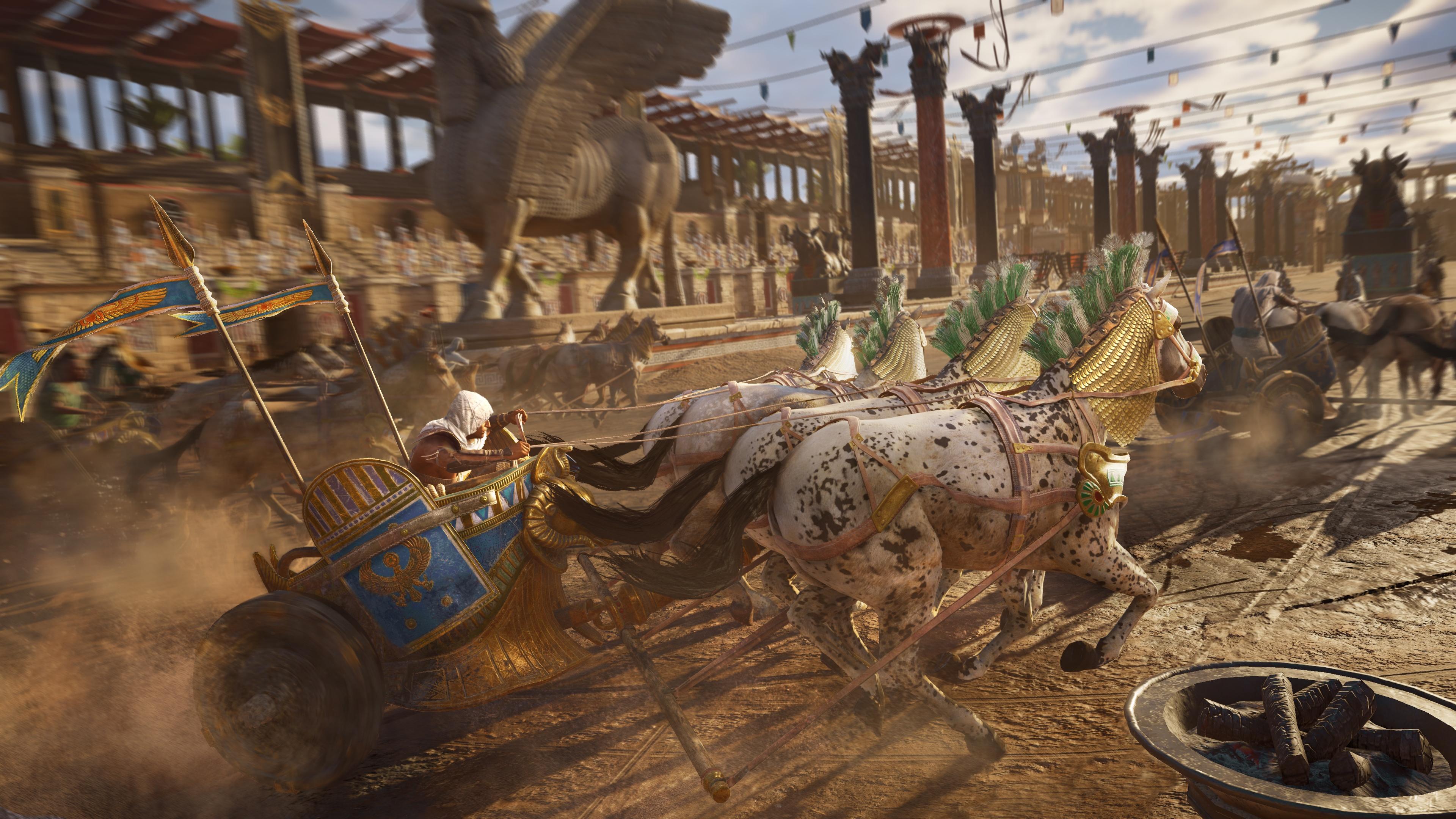 Resultado de imagem para Assassin's Creed: Origins