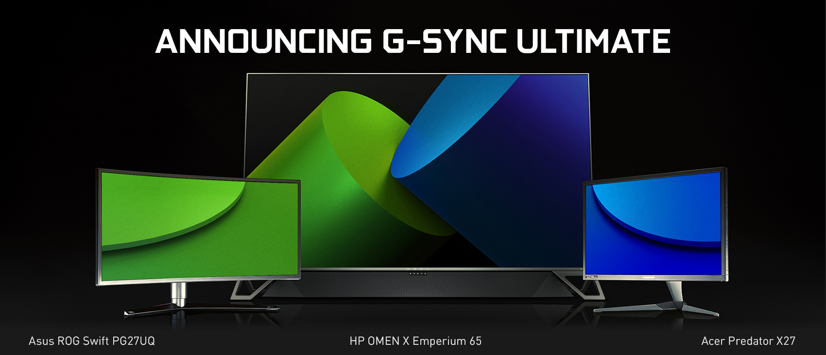 NVIDIA G-Sync Officially Supports AMD Freesync Gaming Monitors
