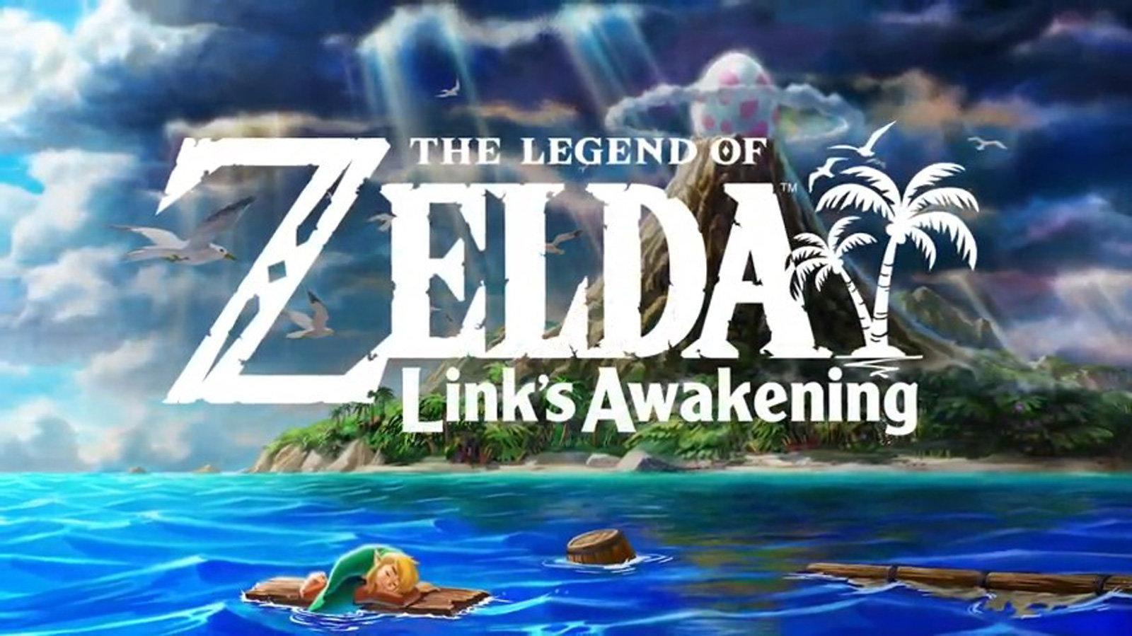 The Legend Of Zelda Link S Awakening Can T Keep Steady 60