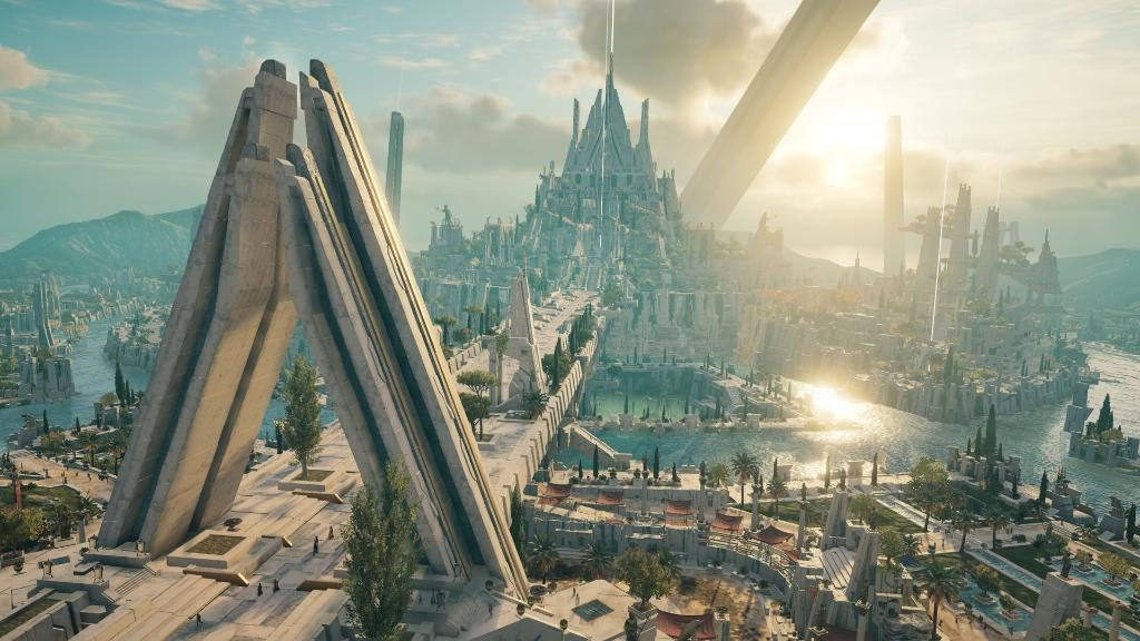 Assassins Creed Odyssey Patch 140 Being Released For Ps4