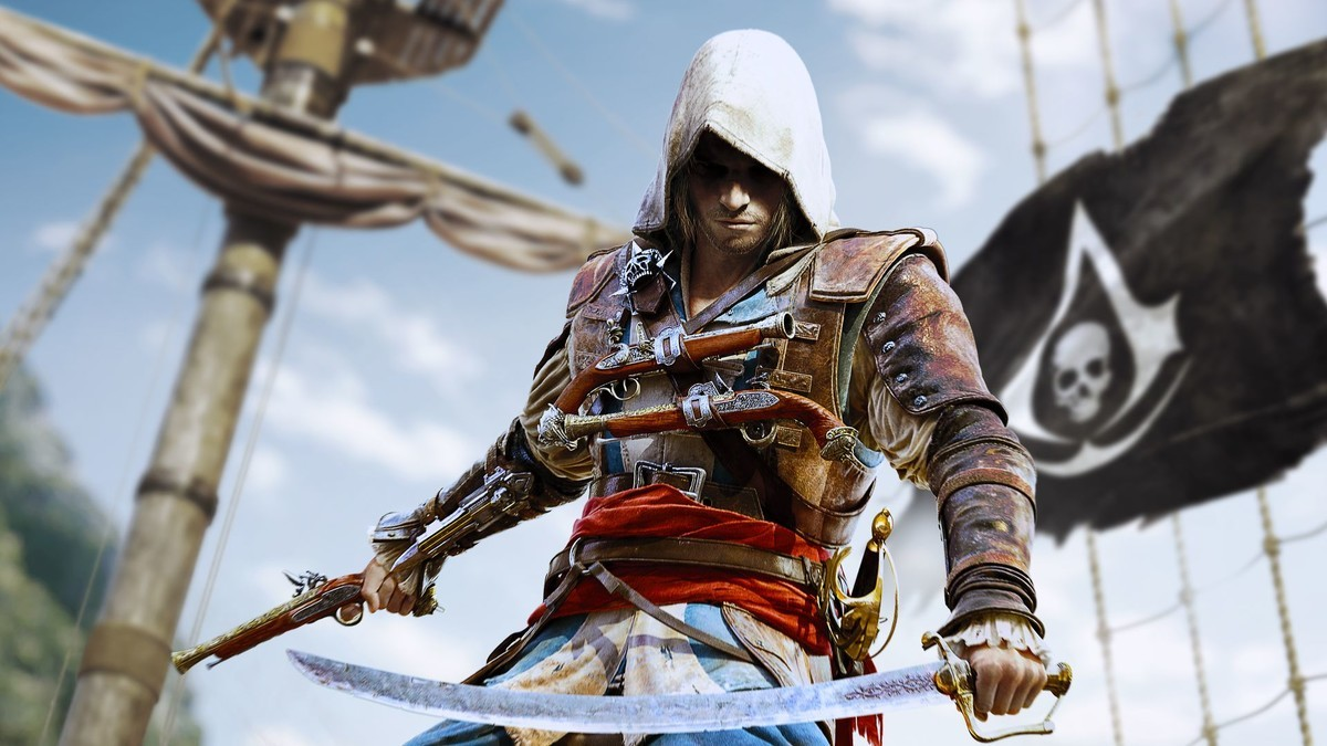 Assassin's Creed Rebel Collection black flag rogue nintendo switch