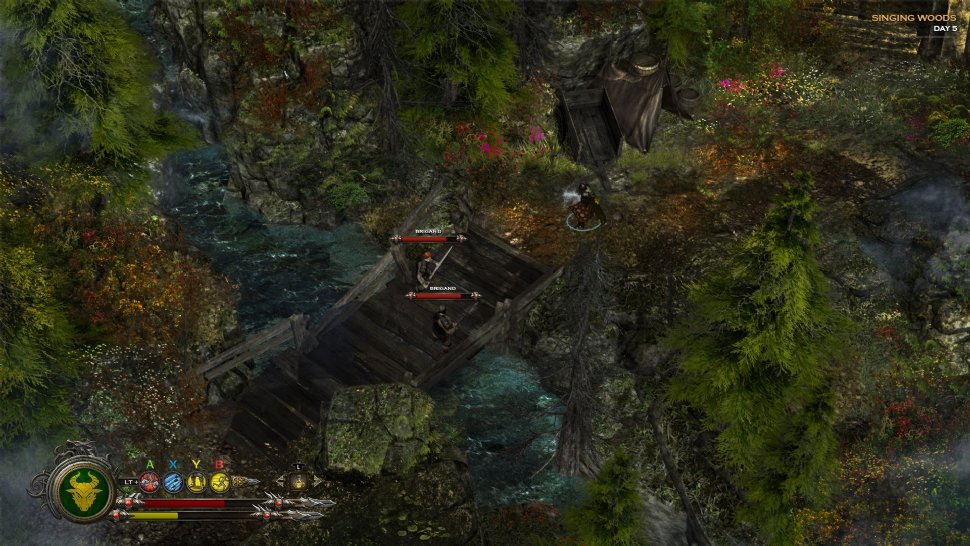 Alaloth – Champions of The Four Kingdoms New Gameplay Video Showcases Character Creation, Skill-Based Combat and More