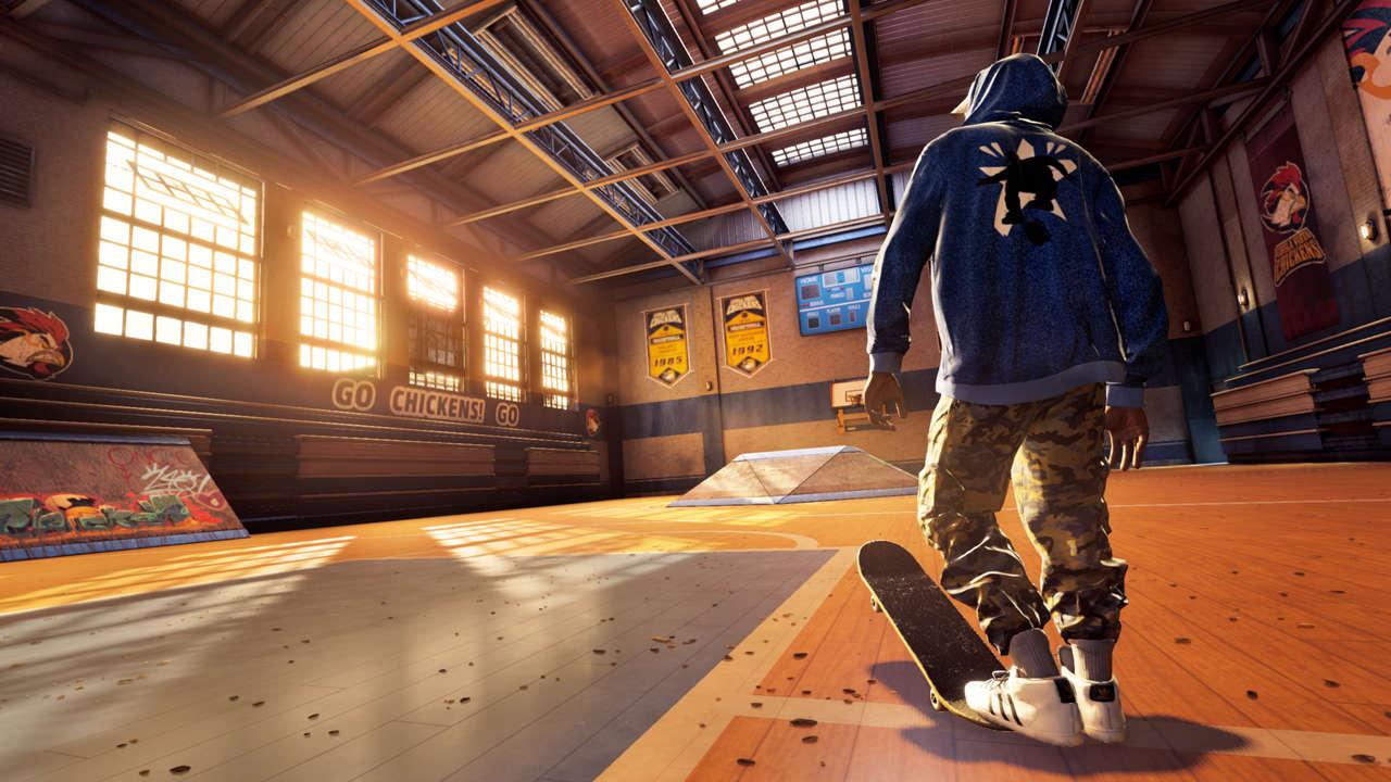 Tony Hawk's Pro Skater 1 + 2 nos invita a jugar con gráficos renovados jugar