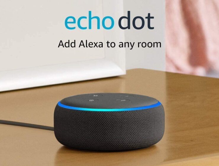 Echo Dot currently just $29 for Father's Day