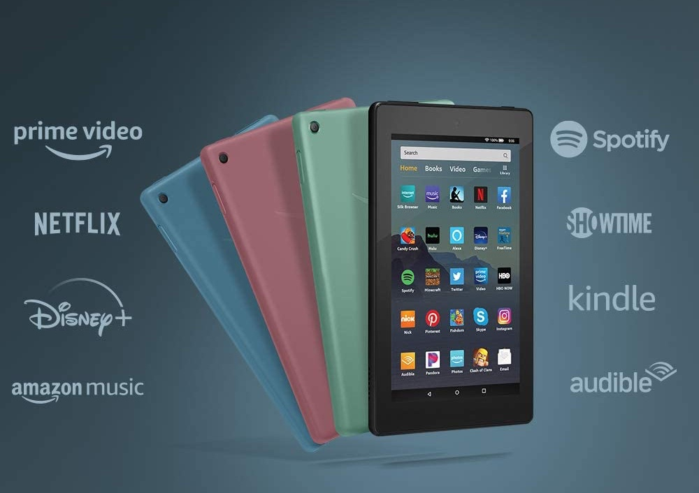 Amazon Fire 7 Tablet discounted to $54.99