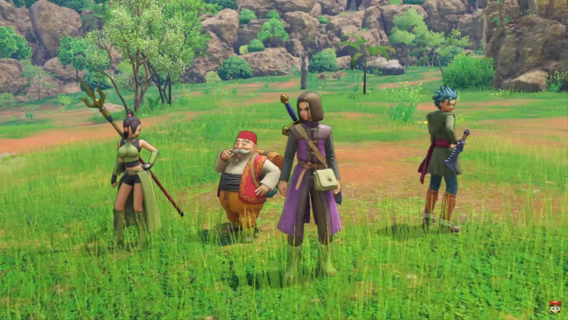 Dragon Quest XI: Echoes of an Elusive Age S – Definitive Edition PC, PS4, X1 Will Be Based on the Nintendo Switch Version
